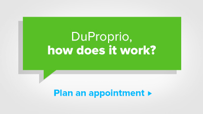 DuProprio, how does it work? Plan an appointment.