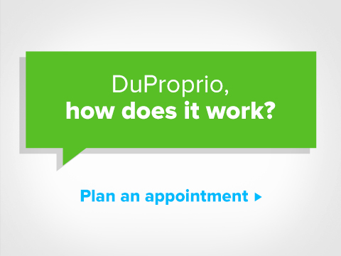 DuProprio, how does it work? Plan an appointment